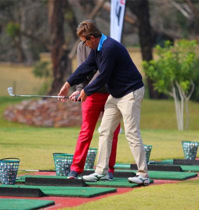 golf en solo a agadir maroc