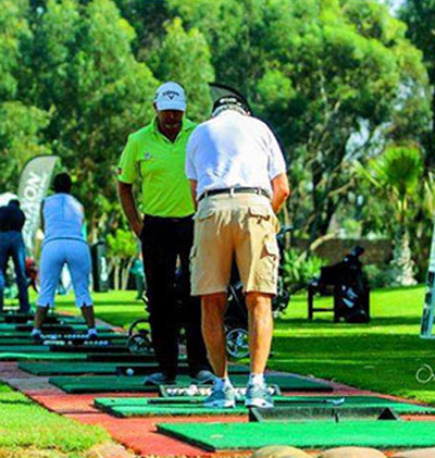 Vacances golf en solo Agadir