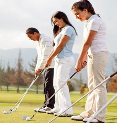 Stage de golf groupe Agadir
