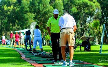 Stage de golf à Agadir au Maroc