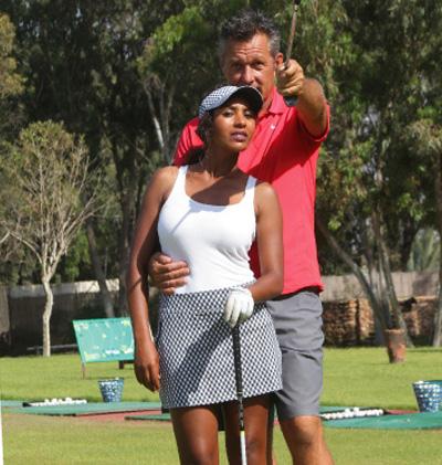 Stage golf à Agadir