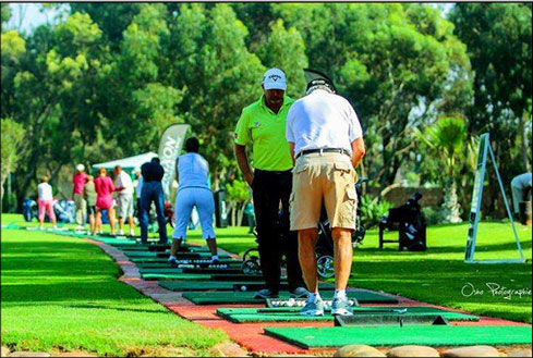 Cours de golf Agadir Golf Training Center