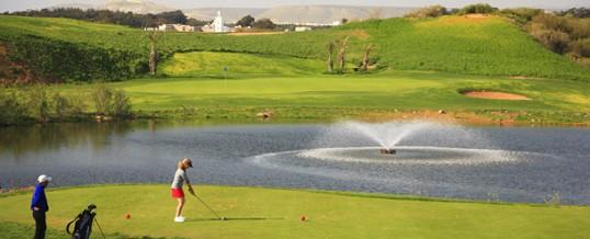 Parcours Golf l'Océan Agadir