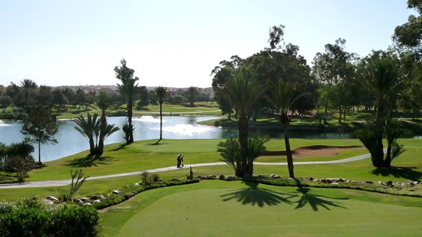 Parcours golf du soleil Agadir Maroc