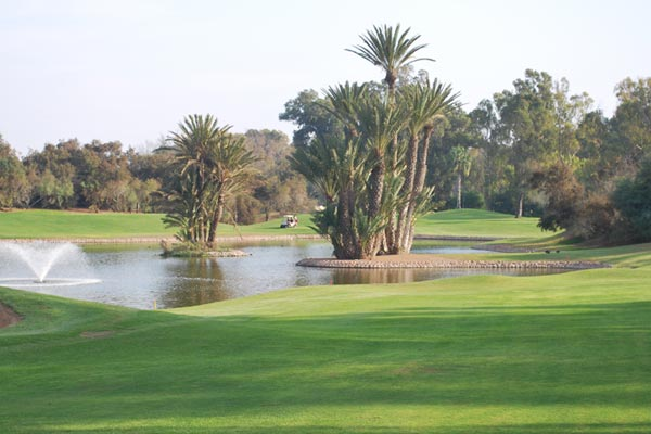 Parcours golf les Dunes Agadir Maroc