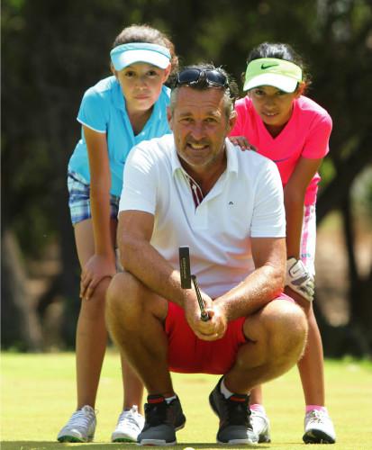 Le golf un jeu d