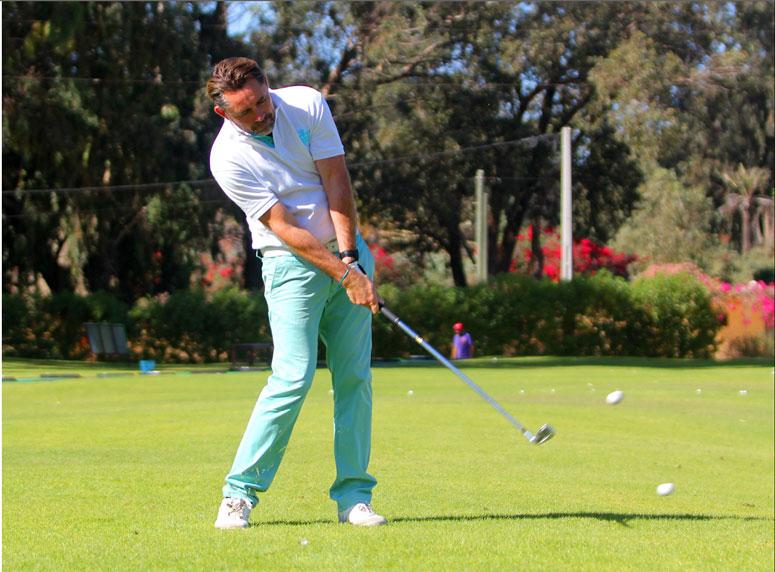 impact golf Agadir