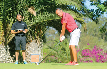 Trackman Stabce de drive