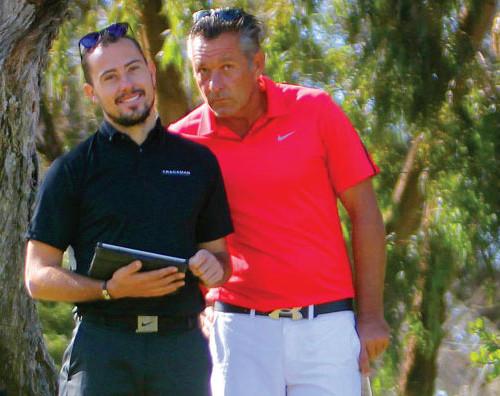 trackman golf agadirr au Maroc